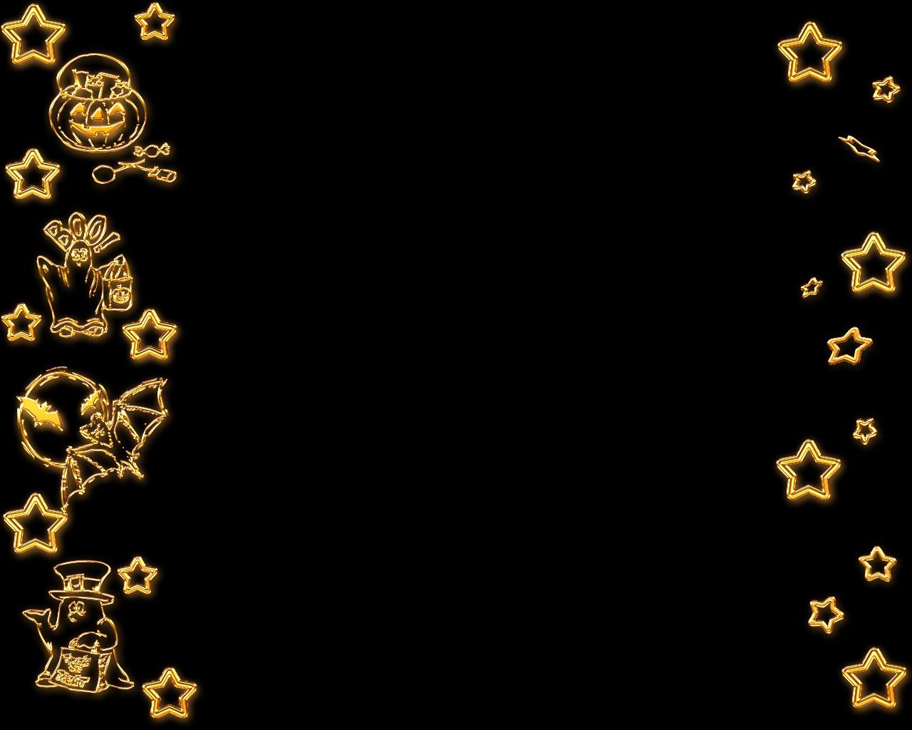 ハロウィンの壁紙 茉莉花のお部屋
